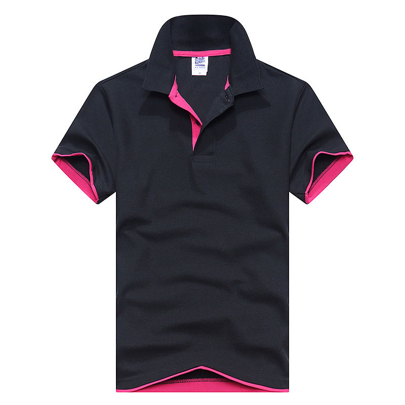 New 2019 Men's brand men Polo shirt D esigual Men's cotton short-sleeved polo shirt sweatshirt T-ennis Free shipping XS-3XL 15