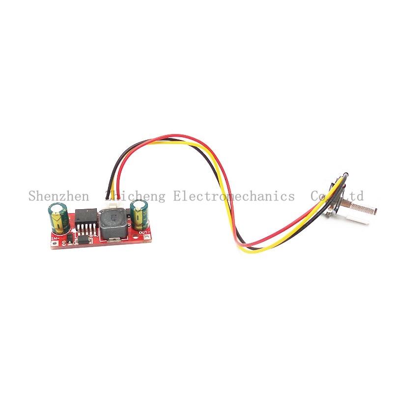 small dc motor speed control board