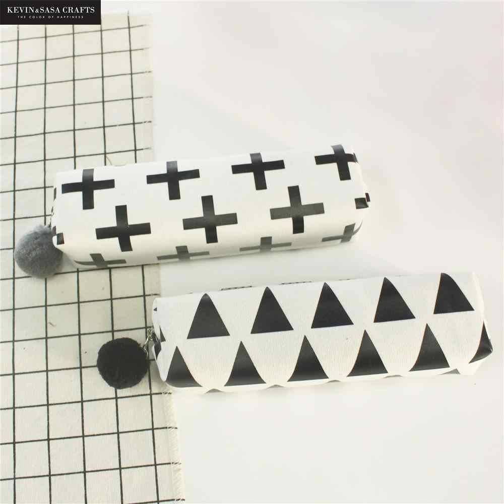 Новый Пенал из ткани для девочек и мальчиков школьные принадлежности Bts Канцтовары подарок симпатичный карандаш коробка ткань пенал школьные инструменты