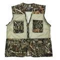 Reed chaleco de pesca camuflaje pato caza cazador ropa envío gratis
