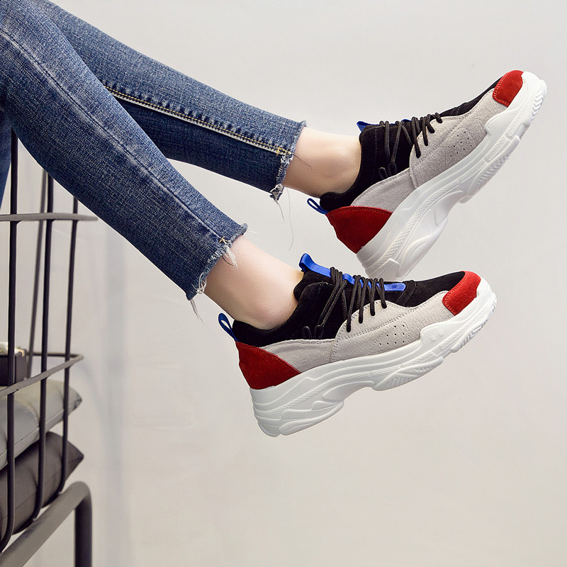 2018 Spring Fashion women sneakers Female Casual Shoes tenis feminino breathable Women Shoes