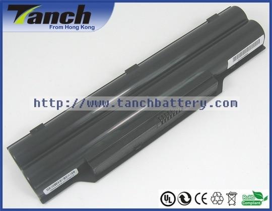 FMVNBP213 FPCBP331 FPCBP347AP CP567717-01 Batterie D'ordinateur Portable pour Fujitsu LifeBook Une Série AH532 A532 A512 GFX Batteries 10.8 V 6 cellulaire