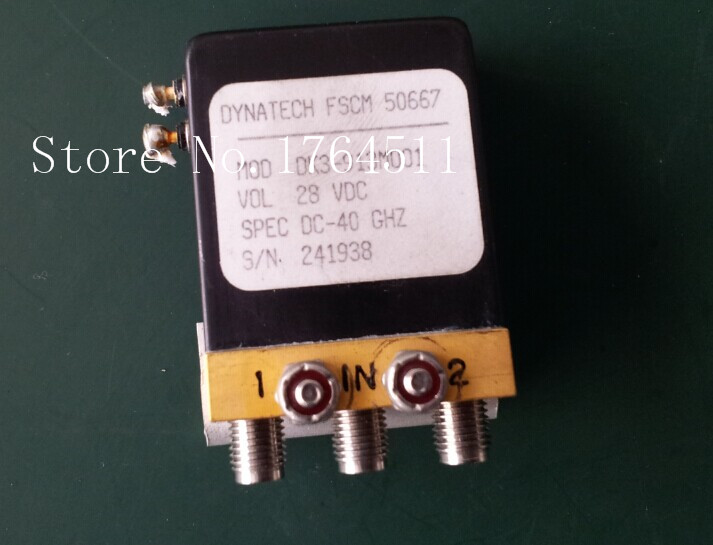 [SA] DK3-913M001 DC-40GHZ high frequency RF SPDT Switch 28V 2.92mm