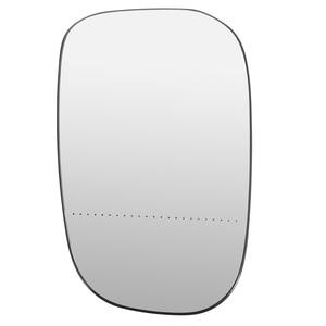 Image 4 - اليسار واليمين الجانبية الباب مرآة الزجاج ساخنة لل G48/فولفو c30 c70 s80 v50 (07 09) 3001 897