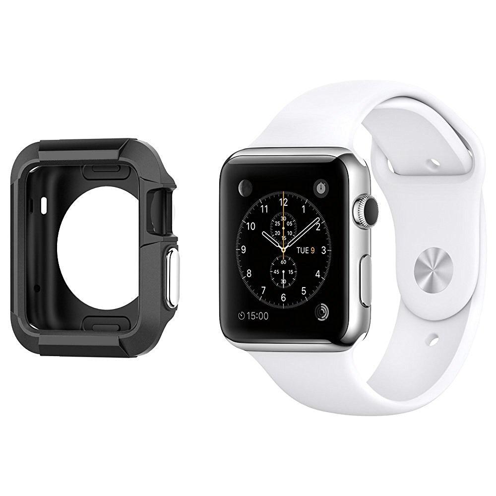 POMER Univerzální robustní krycí brnění pro Apple Watch Series - Příslušenství a náhradní díly pro mobilní telefony