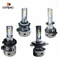 conpex car styling car led headlight Auto Light Bulb LED H1 H3 H4 H7 H11 9005 9006 for Toyota Camry Corolla 4runner Tundra rav4