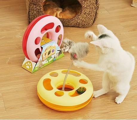 Игры на 3 кот и кошка