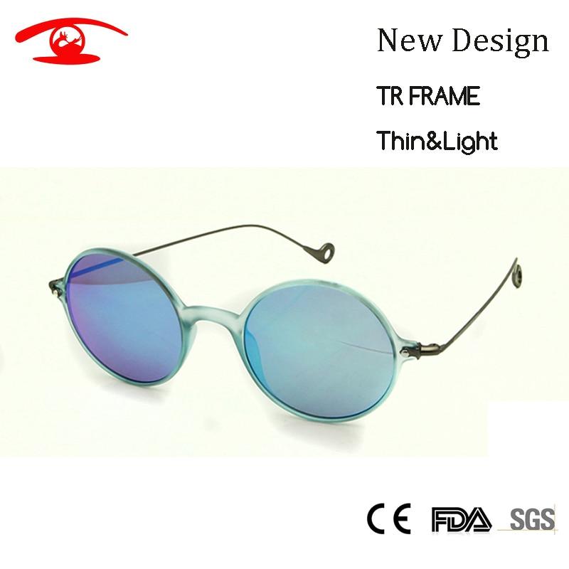 New 2016 Italy Design TR90 Small Round Sunglasses Women Light Weight Sun Glasses  Female Oculos De Sol UV400 Revo Lens-in Sunglasses from Women s Clothing    ... 5e69a39d6a