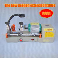 Key cutting machine 668B deepen extended Key copying machine for car /door key locksmith key machine