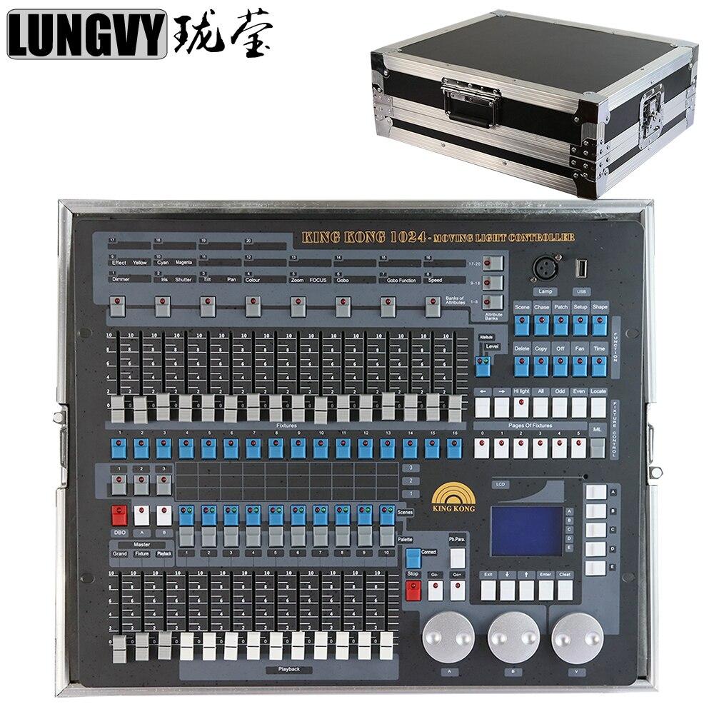 Free Shipping With Flightcase 1024 Controller Stage Lights DMX Professional Dj Equipment Avolite DMX Pearl DJ free shipping 5pcs ck bk dj ce dj bf db 9j cl bg in stock