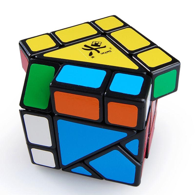 Dayan Strange-shape Magic Cube Anti Stress Strengthened Version Brain Teaser IQ Magic Cube Speed Puzzle Cubes Cubo Magico (2)