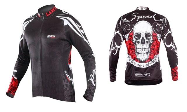 90715d8ce SOBIKE Bicycle Cycling Thermal Cycling Jersey--Satan Thermal Cycling Tights- Satan free shipping
