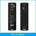 Меле F10 Делюкс 2.4 ГГц Fly Air Mouse Беспроводной Клавиатуры QWERTY Пульт Дистанционного Управления с Функцией ИК Обучения для Android TV коробка