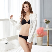 Victoria's masquerade cotton underwear, non steel ring, thin, comfortable girl's bra suit