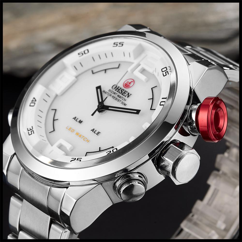 New Watch Men's Military Watches Sports Quartz Wristwatches (28)