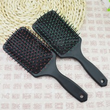 Professional Healthy Paddle Cushion Hair Loss Massage Brush Hairbrush Comb Scalp Hair Care