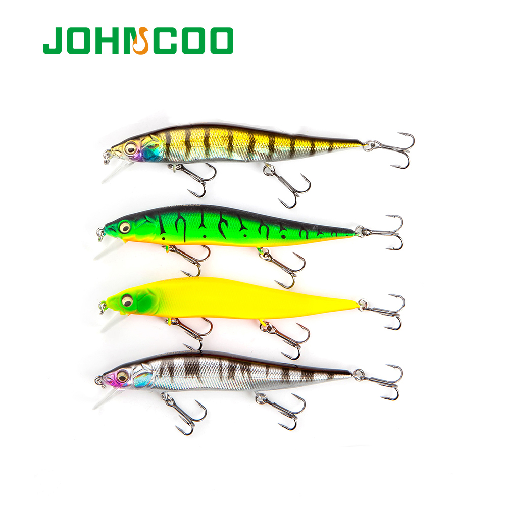 Fishing lures 98mm/9.8g Vision Minnow Fishing Bait Super Twitching Wobbler Casting Hard Bait Quality Wobblers