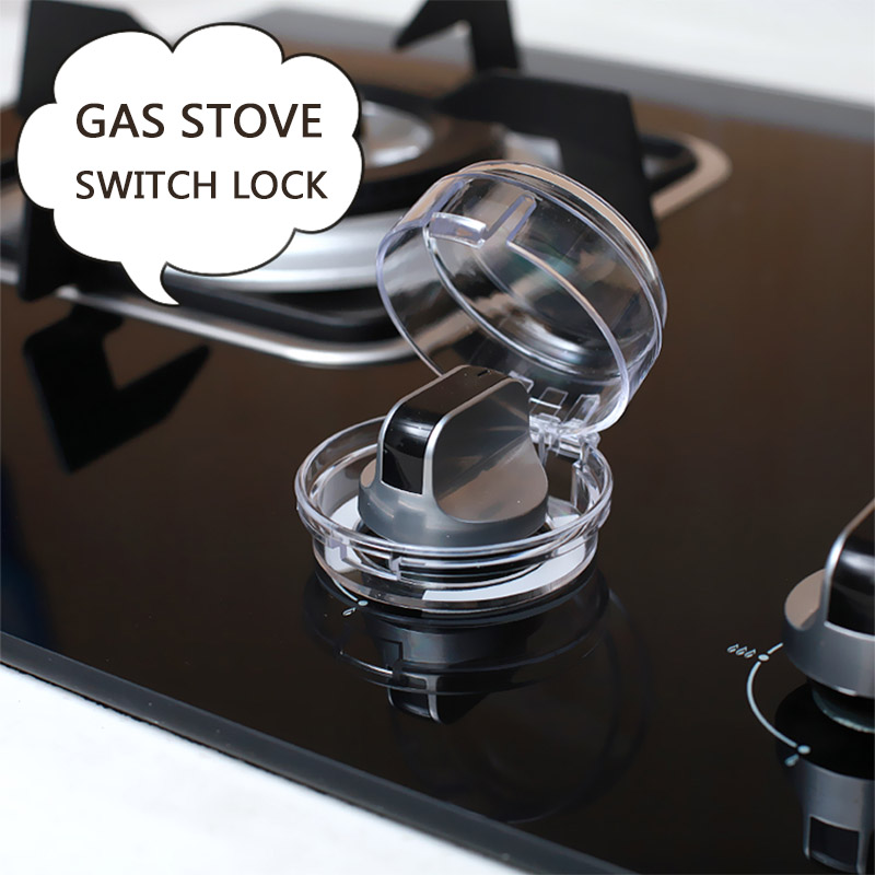 Infant Child Safety Switch Cover Gas Stove Knob Protective
