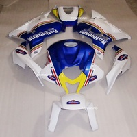 Custom Motocycle Fairings ABS Injection Kit Fit For Honda CBR 600RR f5 2009 2012 Blue/white CBR600RR 09 10 11 12 accessories