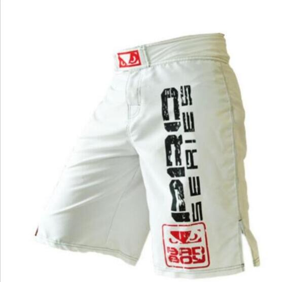 Martial Mma Fight Boxing Shorts Men Sublimation Printing Wrestling Fitness Crossfit Body Combat