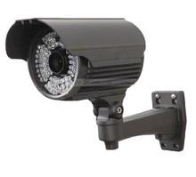 Security Camera Waterproof Outdoor CCTV 1/3″ Sony CMOS 1200TVL 72IR LED IR-CUT 2.8~12mm Zoom Varifocal