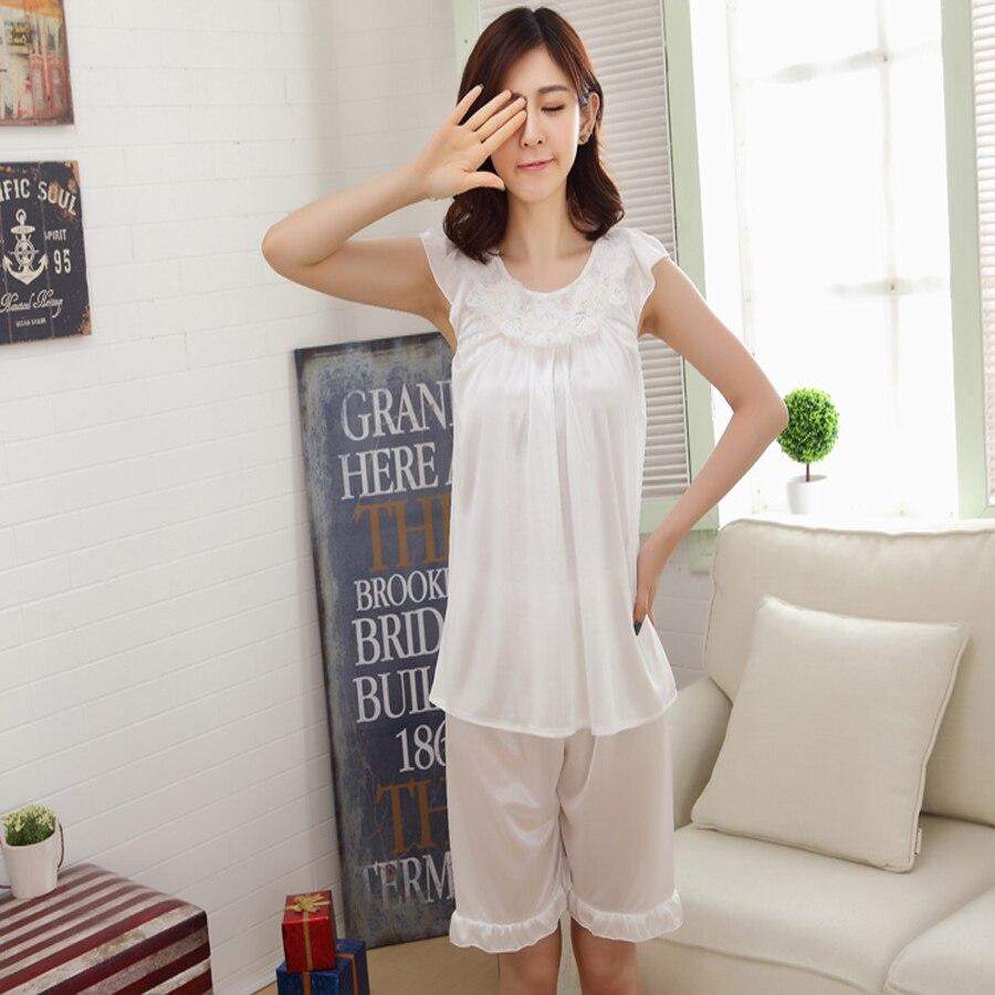 Popular Girls Silk Pajamas-Buy Cheap Girls Silk Pajamas lots from ...