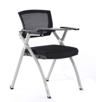 Fashion new training chair with writing board foldable