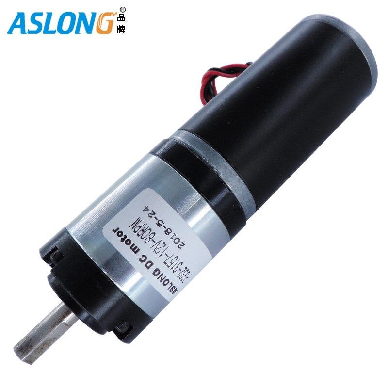 Le moteur électrique du réducteur planétaire 24 V rejette fortement la PG32-3157 de moteur de cc de 12 V