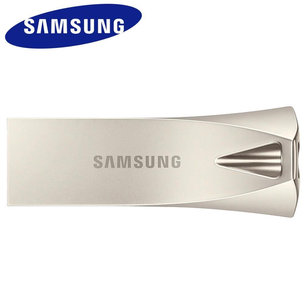 Flash usb 3.1 disque mémoire SAMSUNG clé usb originale 32 gb 64 gb 128 gb grande capacité 256 gb barre de clé usb + clé disque 3.1 usb
