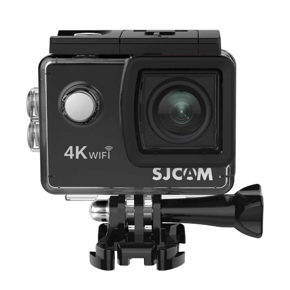 "SJCAM SJ4000 AIR 4K 30fps Action Camera Full HD Allwinner Chipset 4K WiFi Sport DV 2.0"" Mini Helmet Camera Waterproof Sports DV"