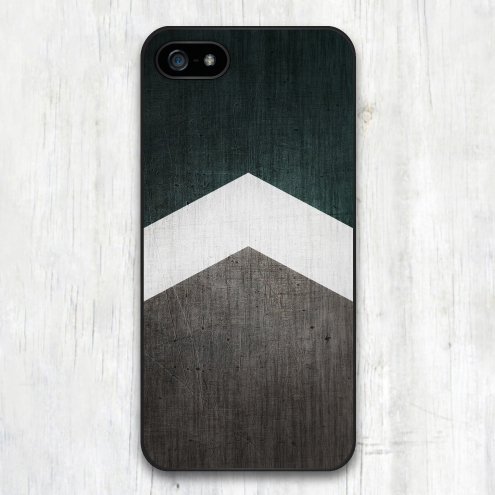 Blackish Green Arrow Cover case for iphone 4 4s 5 5s 5c 6 6s plus samsung galaxy S3 S4 mini S5 S6 Note 2 3 4 z1238