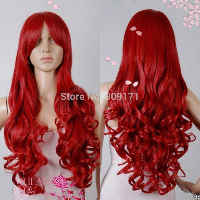 nuevo escolta cabello rojo