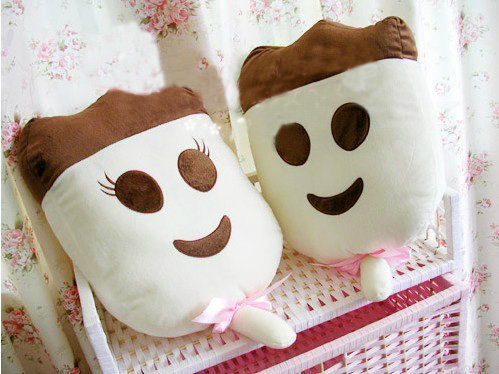 free shipping Summer cartoon popsicle pillow cushion pillow Popsicle plush toy gift