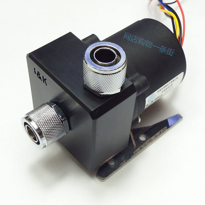 SC600 computer water cooling cooled Adjust speed 12V 8L/min water pump kit mute G1/4 thread Pump pressure ...