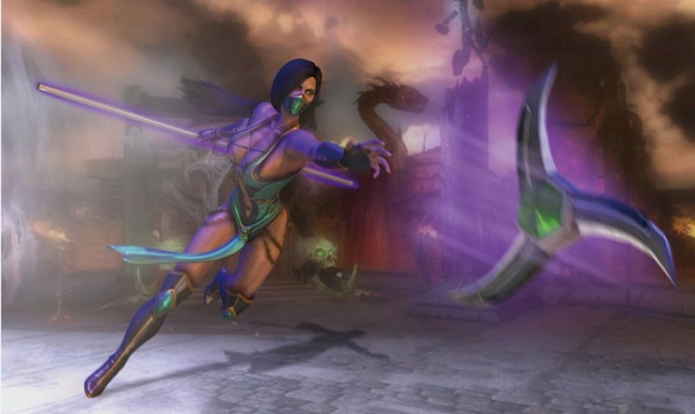 Envío libre, Mortal Kombat, Cartel HD Papel Tapiz De Seda sin marco ...