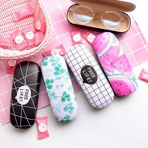 Eyeglasses Case Pouch Spectacle Kids Waterproof Fashion Hard Cover-Box Portable 16--6cm
