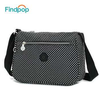 Casual Sling Crossbody Bags For Women Waterproof Small Messenger Bags Fashion Canvas Floral Printing Crossbody Bags