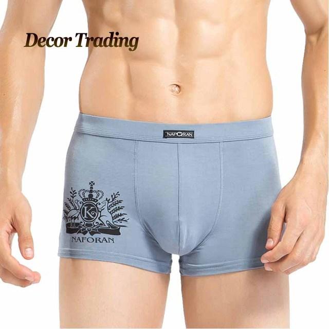 2 pçs/lote 2016 pugilistas do roupa interior dos homens shorts 100% algodão meados de cintura cuecas boxer homens de luxo da marca do caminhão qualidade underpant C6109