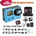 Câmera ação original h3/h3r 4 k full hd 1080 p 120fps gopro hero 4 estilo esporte deportiva camara de vídeo wi-fi extrema câmera