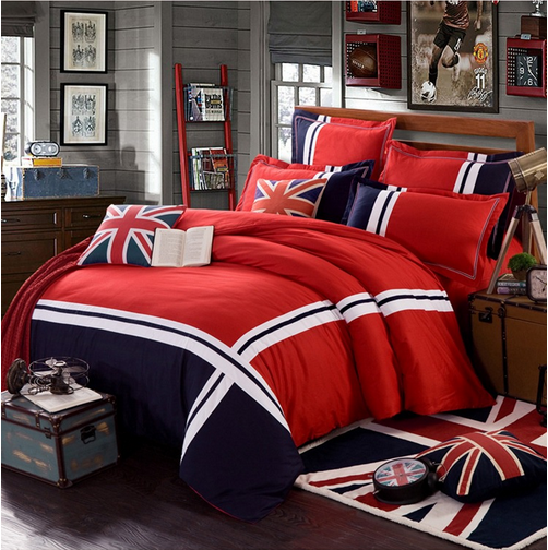 Online Buy Wholesale Union Jack Bedding From China Union