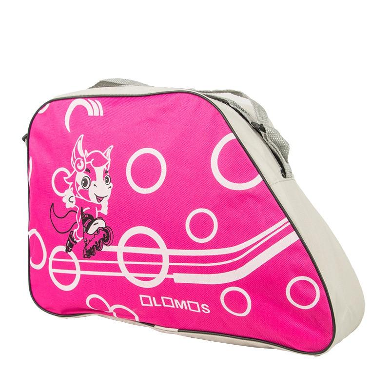 2018 NEW Kids Ice Inline Roller Skate Shoes Bag Helmet Portable Carry Shoulder Bag 3 Colors