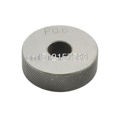 Diagonal Coarse 0.6mm Pitch Linear Knurl Wheel Knurling Tool