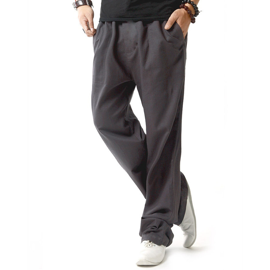 Popular Linen Pants for Men-Buy Cheap Linen Pants for Men lots ...