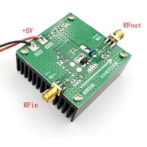 Image 2 - Lusya 400MHZ 4GHZ 1W güç amplifikatörü geliştirme kurulu TQP7M9103 için ısı emici ile desteği sürekli çalışma A8 013