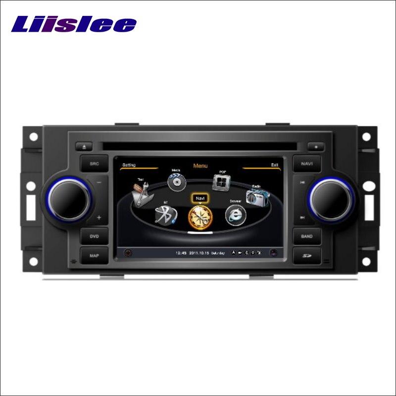 Liislee Car Gps Satellite Navigation Multimedia System For Jeep Rhaliexpress: 2007 Jeep Mander Radio System At Gmaili.net