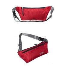 2019 Sport Funny Waist Bum Bag Waterproof Nylon Outside Running Travel Phone Coin Card Hip Waist Pack heup sporttas tas