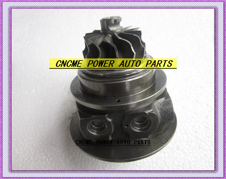 TURBO cartridge CHRA TD04-10T 49177-01512 Turbocharger For Mitsubishi Delica L200 L300 4WD Shogun 4D56 DE 3 holes water cooled