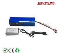 ЕС США Бесплатная доставка и налог батарея 36 В 15Ah/17.4Ah/19.2Ah/19.8Ah/21Ah заказной ПВХ литий ионный аккумулятор для e bike e scooter