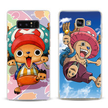 One Piece Tony Tony Chopper Phone Case Cover  For Samsung Galaxy S4 S5 S6 S7 Edge S8 Plus Note 8 2 3 4 5 A5 A7 J5 2016 J7 2017