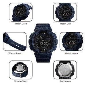 Image 5 - 2020 SKMEI עמיד למים שעון דיגיטלי זוהר חיצוני צבאי קאובוי ספורט גברים שעוני יד Relogio Masculino reloj hombre 1472
